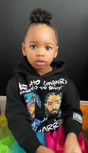Load image into Gallery viewer, Barrier Breakers ::: The Warrior  ::: Limited Edition Tupac/Nipsey (Toddler)