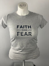 Load image into Gallery viewer, Toddler Faith Over Fear T-shirt (Unisex)