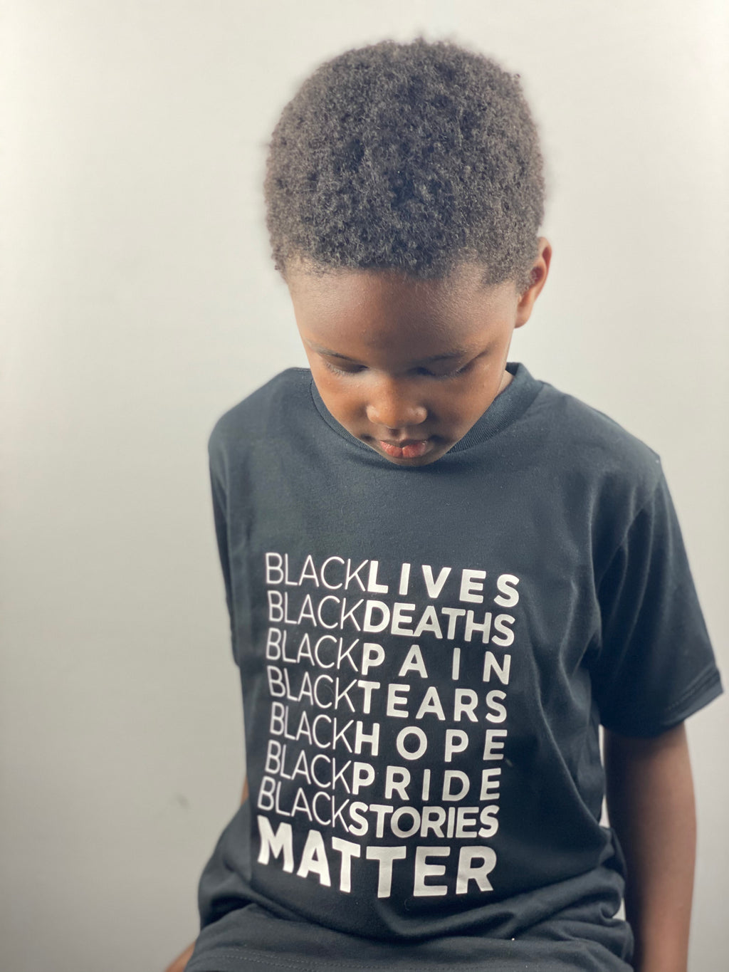 Black Stories Matter (Youth)
