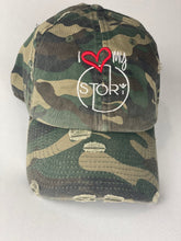 Load image into Gallery viewer, I Love My Story SnapBack