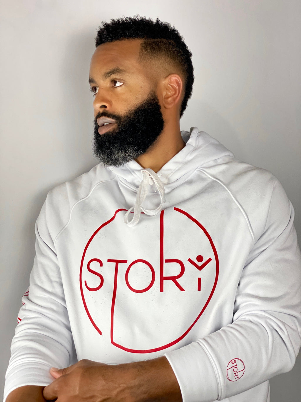 Classic Story Hoodie