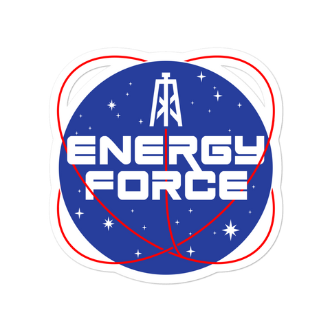 ENERGY FORCE Stickers