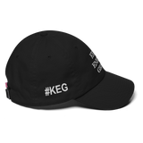 KEG Hat with Hashtag