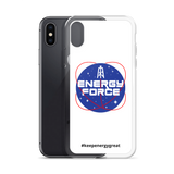 ENERGY FORCE iPhone Case