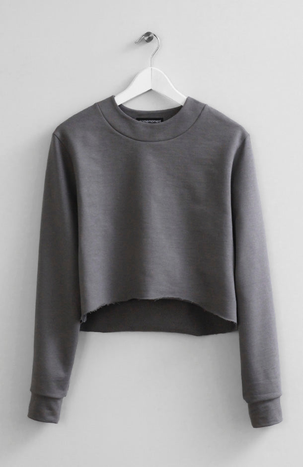GREY SWEATSHIRT