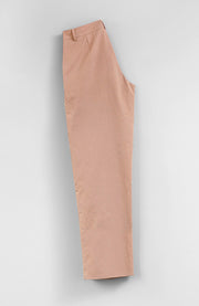 COTTON BEIGE TROUSERS