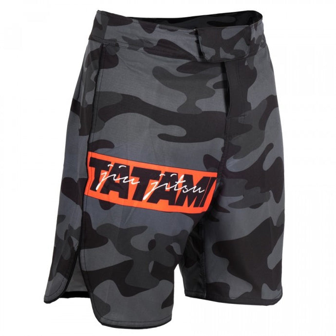Fightshort RED BAR - TATAMI FIGHTWEAR - GATAME