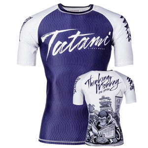 Rashguard Thinker Monkey 2 - Tatami Fightwear - GATAME