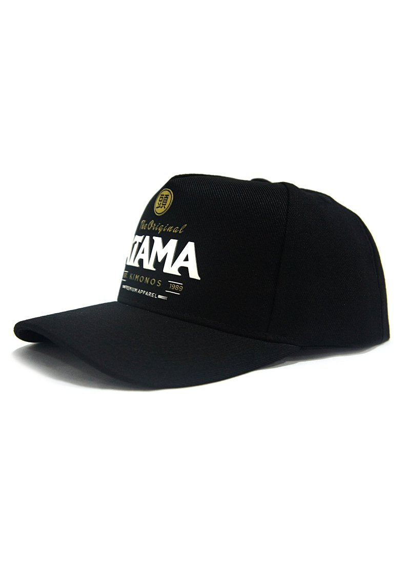 BLACK ATAMA ORIGINAL HAT - GATAME