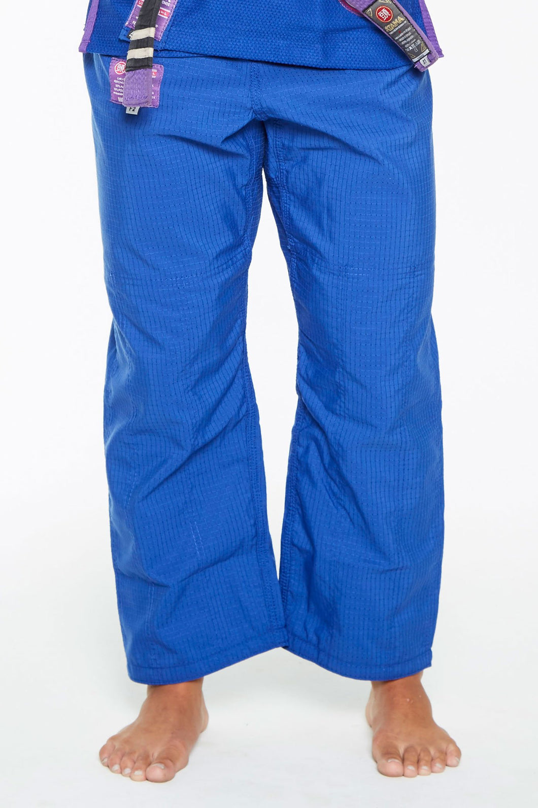 BLUE ATAMA ULTRA-LIGHT WOMEN GI PANTS - GATAME