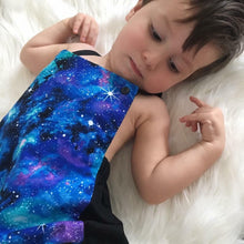 Load image into Gallery viewer, RM Nebula Vintage Romper Size 2