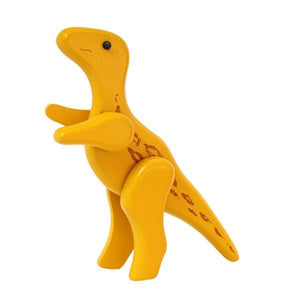 Baby Velociraptor by I'm Toy
