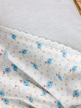Load image into Gallery viewer, Birdie Cotton Swaddle