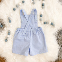 Load image into Gallery viewer, Classic Blue Overalls Size 3