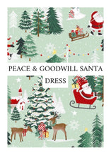 Load image into Gallery viewer, Peace and Goodwill Dress