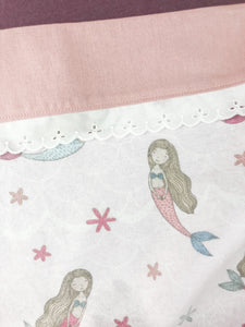 Mermaid Flannelette Swaddle