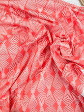 Load image into Gallery viewer, Coral Cotton Swaddle