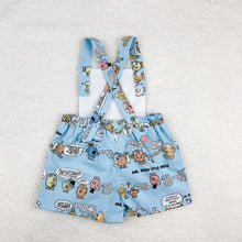 Load image into Gallery viewer, Mr Miss Overalls Size 1