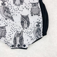 Load image into Gallery viewer, Owlet Vintage Romper