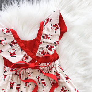 Claus Tie Dress