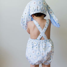 Load image into Gallery viewer, Cotton Tails Bunny Ears Bonnet