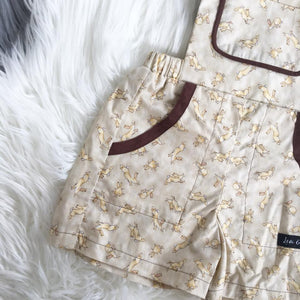 Nutbrown Hare Overalls