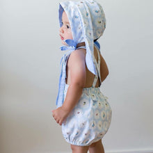 Load image into Gallery viewer, Cotton Tails Blue Playsuit