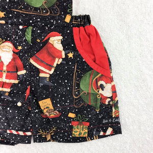 RM Merry Kringle Overalls Size 3