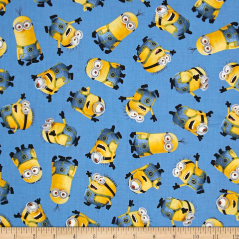 Minion (Very Low Stock)