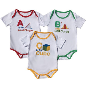 Setje body's wiskunde-ABC (6m, sample)