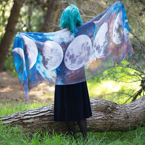 Scarf Moon Phases