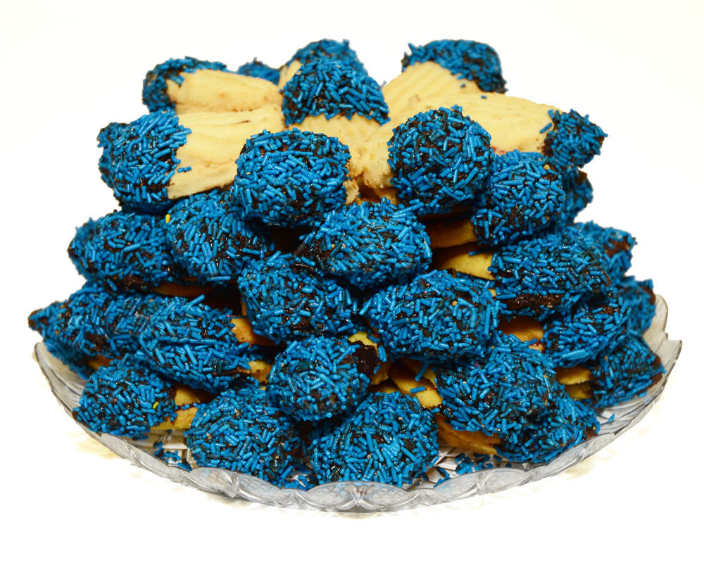 Blue Sprinkles Tray, Cookies, It's a boy