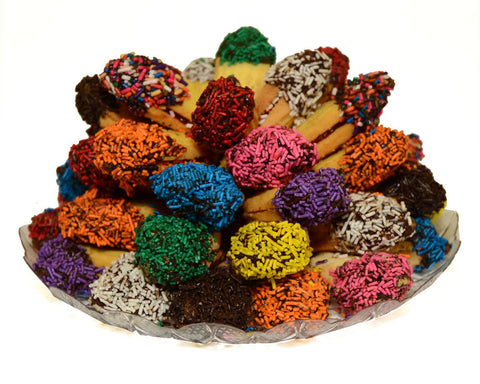 Mixed Sprinkles Cookie Tray