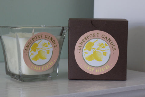 Lemon Verbena Candle