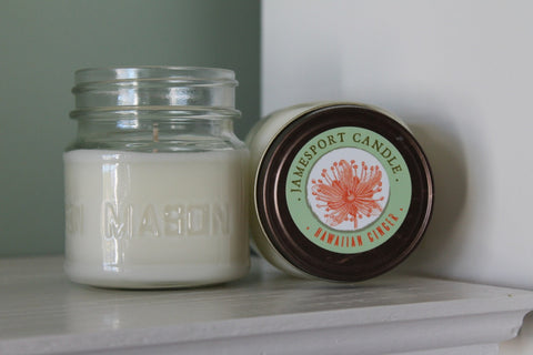 Hawaiian Ginger Candle