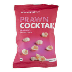 WOOLWORTHS PRAWN COCKTAIL CRISP 120G