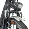 Image of Mobilit-E Aluminum Large/XL 22 inch Shimano Nexus 3 Hub-Motor Electric City Bicycle