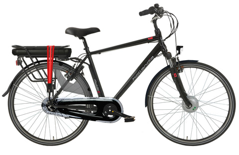 Mobilit-E Aluminum Large/XL 22 inch Shimano Nexus 3 Hub-Motor Electric City Bicycle