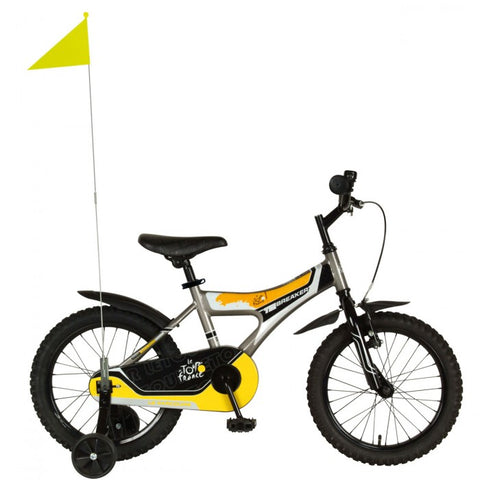 M-Wave  2 Piece Safety Flag Children's or Recumbent Bicycle