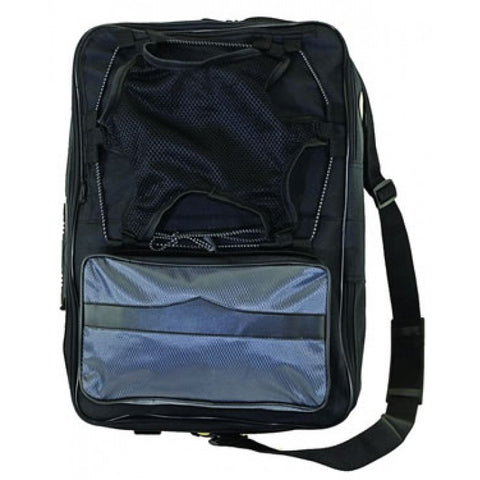 Amsterdam Triple Pannier Bag with Reflective Stips