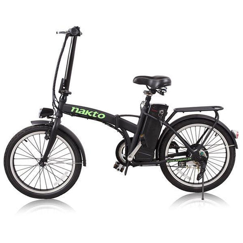 Nakto 20 Inch Fashion 36V Folding Electric Bike