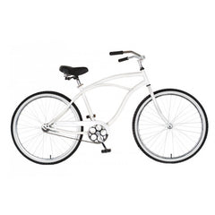 Cycle Force Cruiser Bike 26 inch wheels 18 inch Step Over Frame