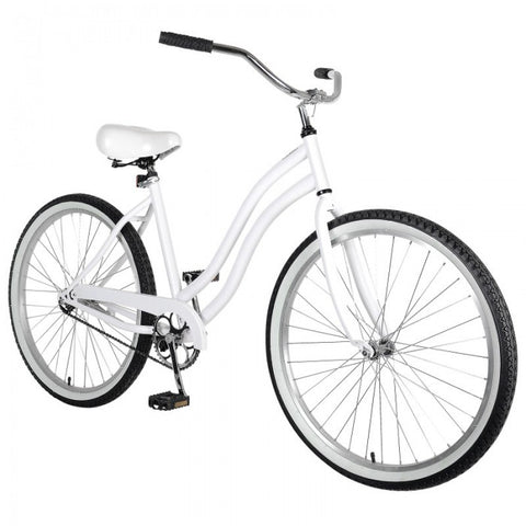 Cycle Force Cruiser Bike 26 inch wheels 18 inch frame Bike Step Through