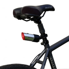Bicygnals Twins Front & Rear Multi Beam Flashing  Headlight