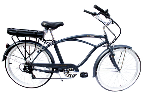 Micargi Bali Electric Bike 48v 350w Beach Cruiser