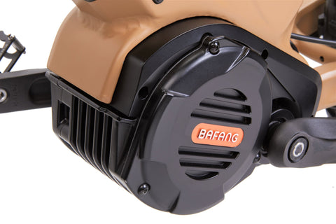 Bikonit 750 HD Geared Hub Motor 750W 48V All Terrain Electric Bike