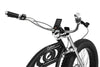 Image of Micargi Alloy Chrome Plated Retro Cruiser Handlebar