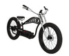 "Image of 26x4.0"" Full Size Stretch Chopper Electric Bike"