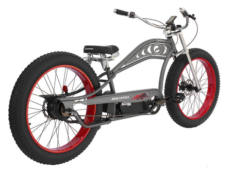 Micargi Cyclone all terrain fat tire electric bike