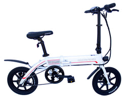 "Micargi Electric Bike Casper14"" Aluminum Folding"